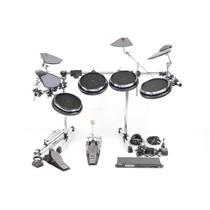Alesis DM Pro Electronic Drum Set w/ Module Cables Pedals & Hardware #31765