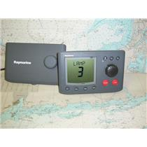 Boaters' Resale Shop of TX 1802 2444.14 RAYMARINE ST8002 AUTOPILOT DISPLAY ONLY