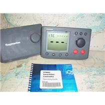 Boaters' Resale Shop of TX 1802 2444.15 RAYMARINE ST8002 AUTOPILOT DISPLAY ONLY