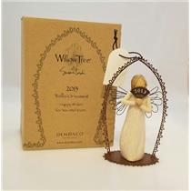 Demdaco Willow Tree 2013 Trellis Ornament - Annual Angel - #27184