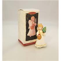 Hallmark Series Ornament 1996 Christmas Visitors #2 - Christkindl - #QX5631-DB