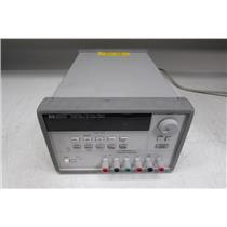 Agilent HP E3631A 80w triple output power supply, 6v, 5a and +/-25v, 1a
