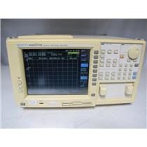ANDO AQ6317B Optical Spectrum Analyzer
