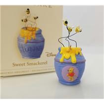 Hallmark Ornament 2006 Sweet Smackerel - Disney's Winnie Pooh - #WD3931-SDB