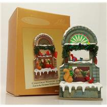 Hallmark Keepsake Club Series Ornament 2003 Christmas Window #1 - #QXC3003