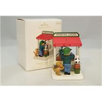 Hallmark Keepsake Club Series Ornament 2011 Christmas Window #9 - #QXC5020