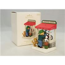 Hallmark Keepsake Club Series Ornament 2011 Christmas Window #9 - #QXC5020-SDB