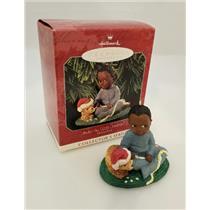 Hallmark Keepsake Series Ornament 1998 All Gods Children #3 - Ricky - #QX6363