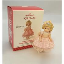 Hallmark Ornament 2014 Madame Alexander #19 - Wendy Celebrates 90th Anniversary