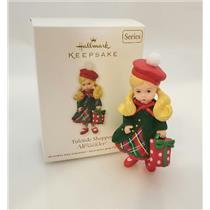 Hallmark Series Ornament 2011 Madame Alexander #16 - Yuletide Shopper - #QX8827