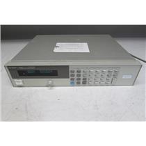 Agilent HP 6634B System DC Power Supply, 0-100V,  0-1A