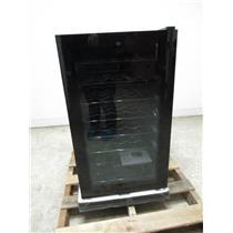 Insignia 34-Bottle 5 Shelf Wine Single Tempature Control Cooler Black NS-WC34BK6