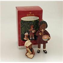 Hallmark Series Ornament 1997 All God's Children #2 - Nikki - #QX6142
