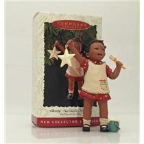 Hallmark Series Ornament 1996 All God's Children #1 - Christy - #QX5564