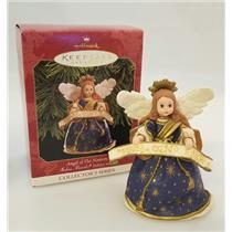 Hallmark Ornament 1999 Madame Alexander #2 - Angel of the Nativity - #QX6419