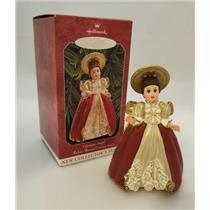 Hallmark Series Ornament 1998 Madame Alexander #1 - Glorious Angel - #QX6493
