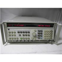 Agilent HP 8341B Synthesized Sweep Signal Generator, 10MHz to 20GHz