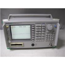 Anritsu MS2661C Spectrum Analyzer, 9kHz - 3 GHz, opt 01, 02, 08