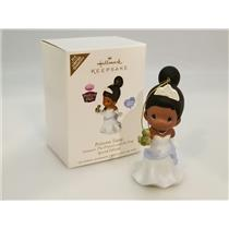 Hallmark Limited Ornament 2010 Princess Tiana - Princess and the Frog QXE3056-DB