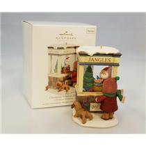 Hallmark Keepsake Club Series Ornament 2012 Christmas Window #10 - #QXC5037