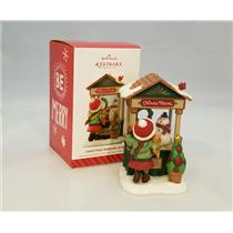 Hallmark Keepsake Club Series Ornament 2014 Christmas Window #12 - #QXC5076