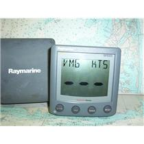 Boaters Resale Shop of TX1803 1427.12 RAYMARINE ST60+ SPEED DISPLAY A22009-P