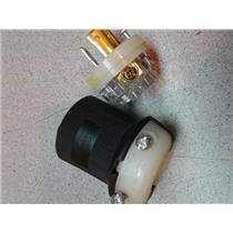 Hubbell 20A125 20 Amp 125 Volt Male Twist Lock Plug