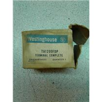 Westinghouse TA1200FDP Terminal Complete