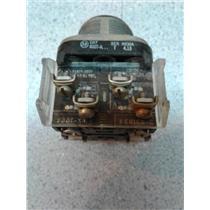 Allen Bradley 800TAT413 Pushbutton With 800T-Xa