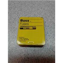 Bussmann MDA10 Fuse, Cartridge, Time Delay, 10 A, 250 V Box 4/5