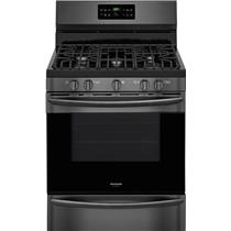 "Frigidaire Gallery 30"" One-Touch Self Clean Freestanding Gas Range FGGF3036TD"