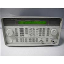 Agilent HP 8648D Synthesized Signal Generator, Opt 1E5 1EA