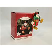 Hallmark Ornament 1998 Hallmark Archives #2 - Ready for Christmas - #QXD4006-SDB