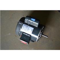 Marathon 1/2HP Farm Duty Motor, 056C17F5325, 1725 RPM 115/208-230V 1Ph 56 Frame
