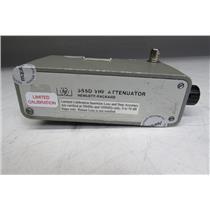 HP Agilent 355D VHF Attenuator 0.5 Watt 50Ohms DC 1000MHz
