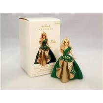 Hallmark Keepsake Series Ornament 2011 Celebration Barbie #12 - #QX8889
