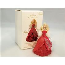 Hallmark Keepsake Series Ornament 2012 Celebration Barbie #13 - #QX8534-SDB