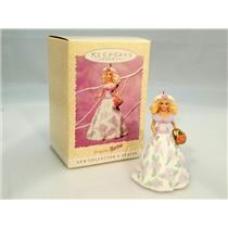 Hallmark Keepsake Series Ornament 1995 Springtime Barbie #1 - #QEO8069-SDB