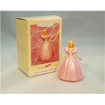 Hallmark Keepsake Series Ornament 1996 Springtime Barbie #2 - #QEO8081-DB