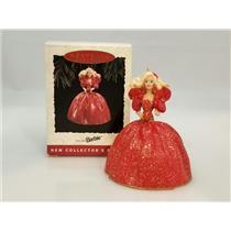 Hallmark Keepsake Series Ornament 1993 Holiday Barbie #1 - #QX5725-SDB
