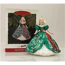 Hallmark Keepsake Series Ornament 1995 Holiday Barbie #3 - #QXI5057-SDB
