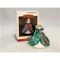 Hallmark Keepsake Series Ornament 1995 Holiday Barbie #3 - #QXI5057-DB