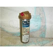 Boaters' Resale Shop of TX 1803 1275.12 AQUA-PURE SS1HA WATER FILTER HOUSING
