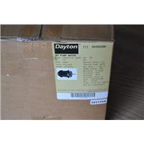 Dayton 1HP Jet Pump Motor, 3450 RPM, 115/230V, 56J Frame, 5K662BB
