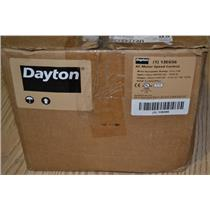 Dayton 13E656 Variable Frequency Drive, 480V, 3Ph, 3HP Max, Speed Control