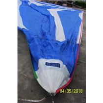 Asymmetrical Spinnaker w 55-0 Luff from Boaters' Resale Shop of TX 1802 2171.94