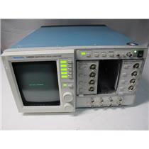 Tektronix 11402A Color Digitizing Oscilloscope with two 11A34 modules