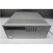 HP Agilent 6050A Electronic Load Mainframe, no module