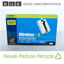 NEW Cisco-Linksys WRE54G Wireless-G Range Expander