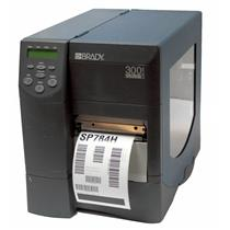 Brady 300 MVP Plus Z4M12-3001-0000 Thermal Barcode Label Printer Parallel